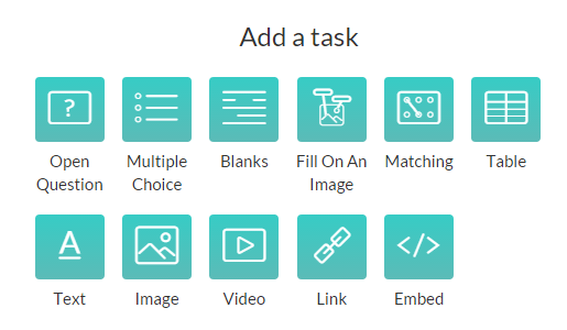 Add a Worksheet Task