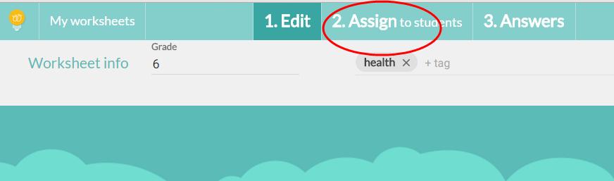 Asign header new